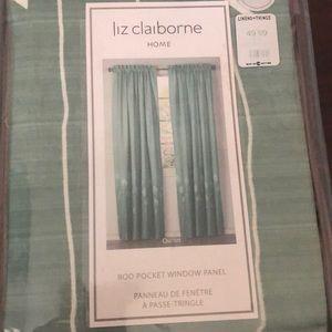 Liz Claiborne Curtains